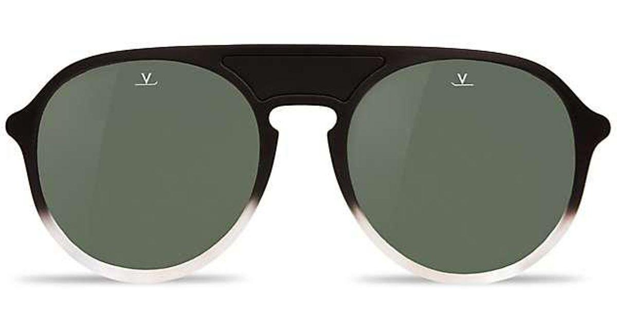 ed264974ef Lyst - Vuarnet Vl1709 Polarized Sunglasses in Black for Men