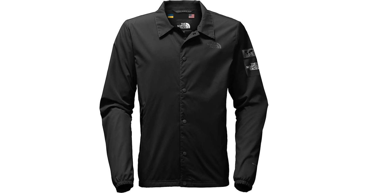 000c07c75f9ab Ic Jacket in Black The North Face Men Lyst Coaches for vBU7n