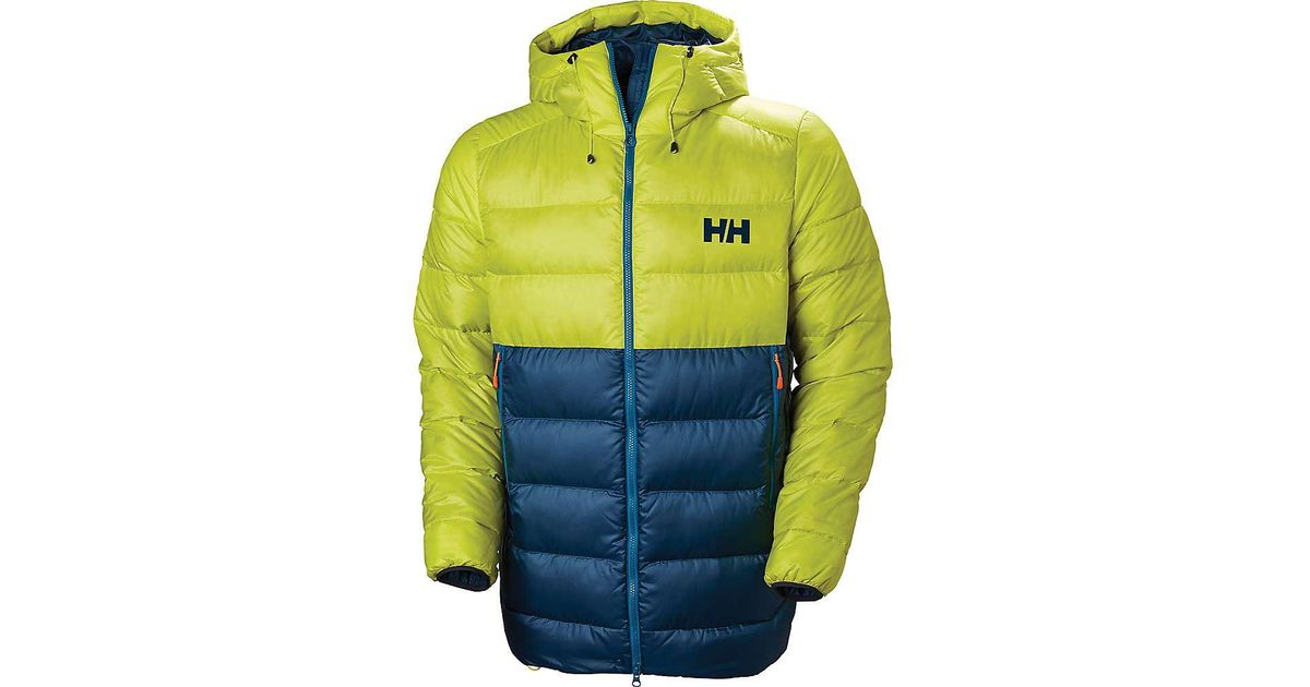 d09d1557c9e Helly Hansen Vanir Glacier Down Jacket for Men - Lyst