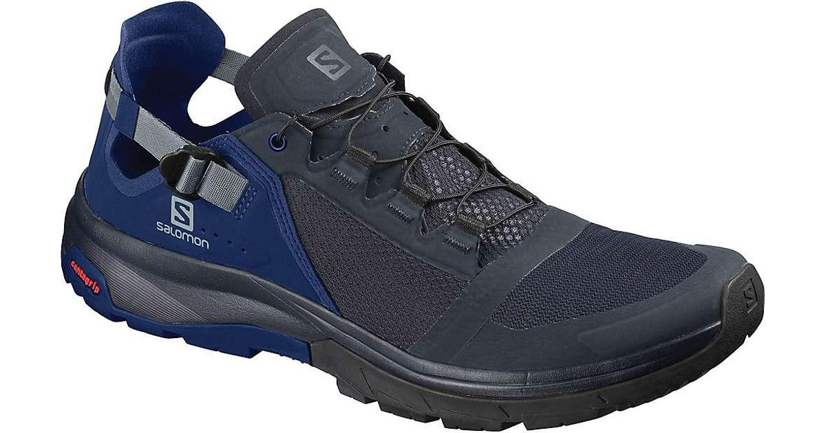 ccf21796b8d Lyst - Yves Salomon Techamphibian 4 Shoe in Blue for Men