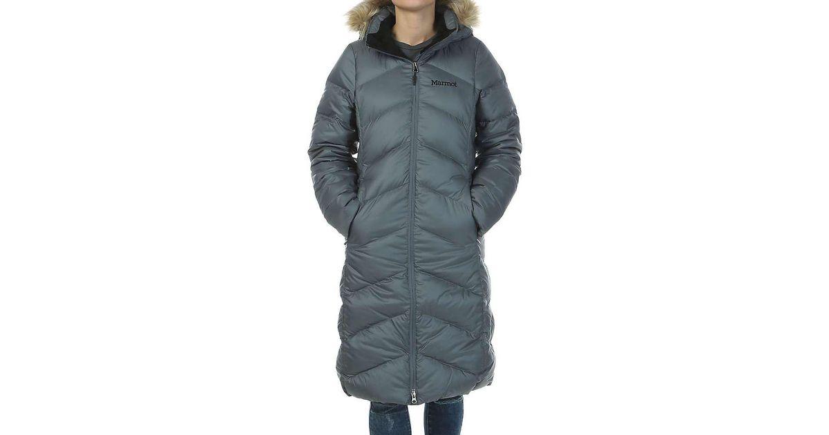 Lyst - Marmot Montreaux Coat in Gray 60826b53208f