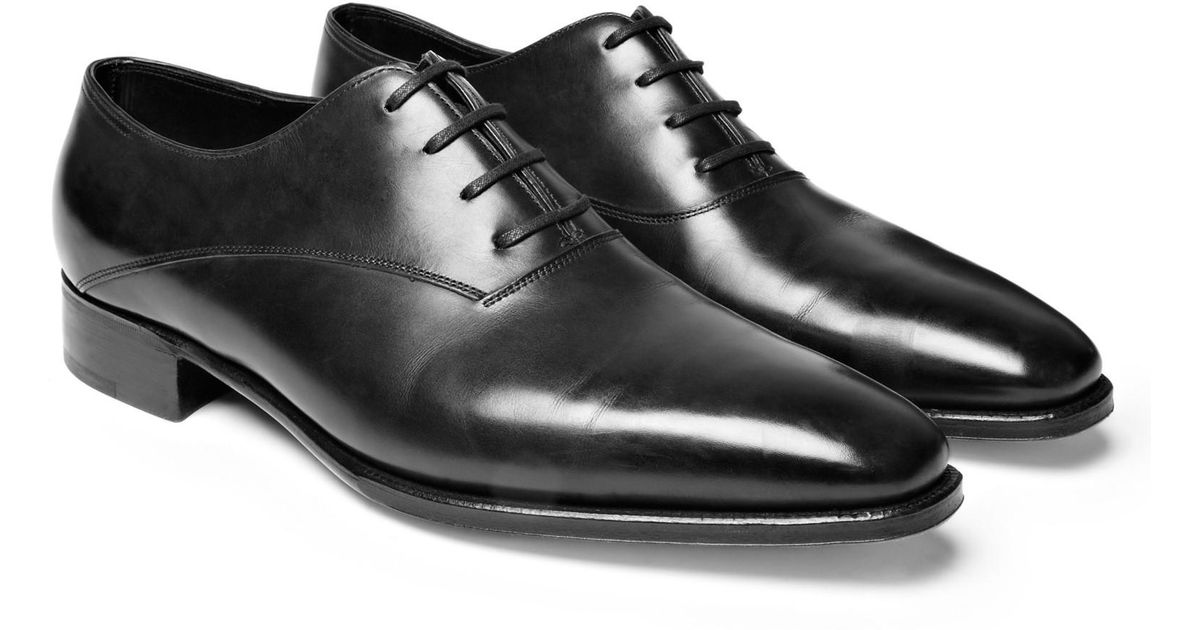 Prestige Becketts Leather Oxford Shoes John Lobb gsstuQP