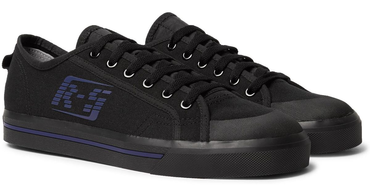 + Adidas Originals Spirit Rubber-trimmed Canvas Sneakers Raf Simons MFpMsyCY