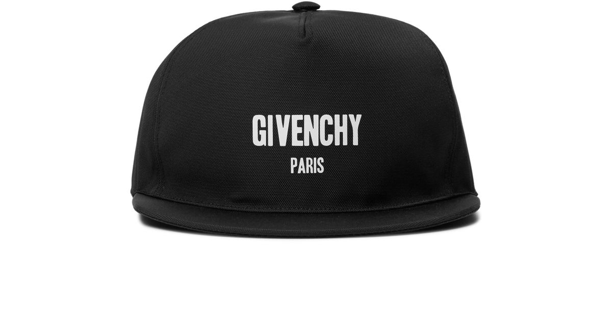 Logo-embroidered Canvas Baseball Cap Givenchy pcYN6aeDHa