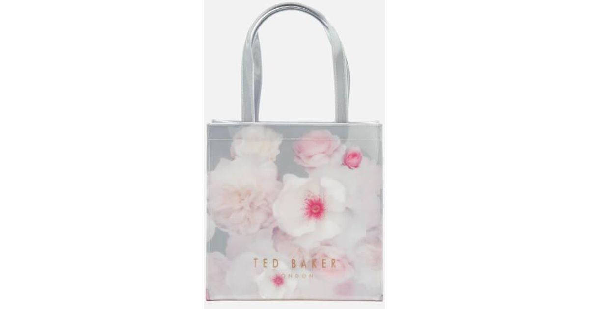 6263950b6 Lyst - Ted Baker Cerycon Chelsea Small Icon Bag