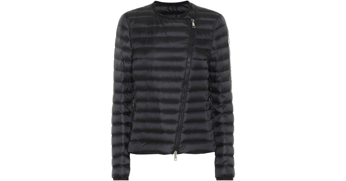 d6a3ef1c4 Moncler - Black Londres Quilted Down Jacket - Lyst