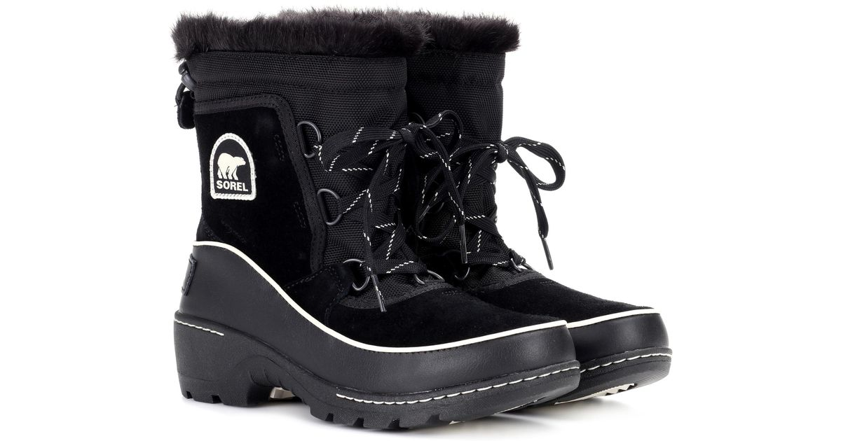 Torino leather and suede snow boots Sorel Top-Rated UPCqxASZUe