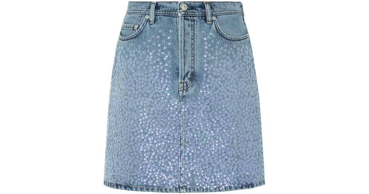 6eb8720c5a acne-blue-vintage-Sharmayne-Embellished-Denim-Skirt.jpeg
