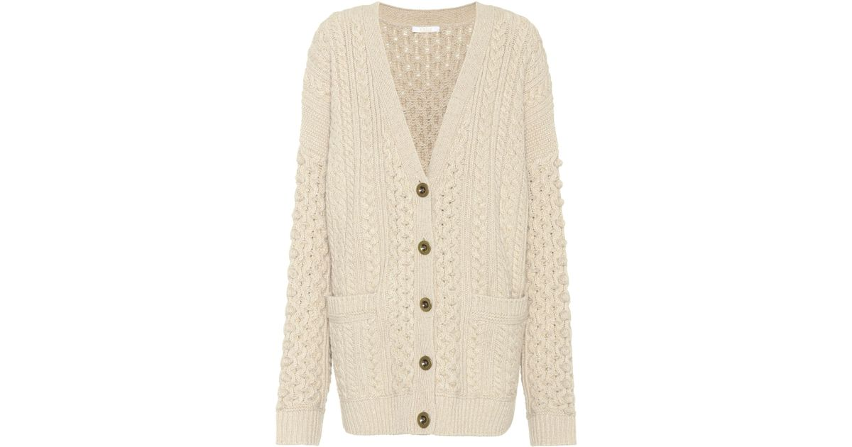 Exclusive to mytheresa.com - wool and cashmere sweater Chloé Buy Cheap Cheapest Price JKrNAh4eK
