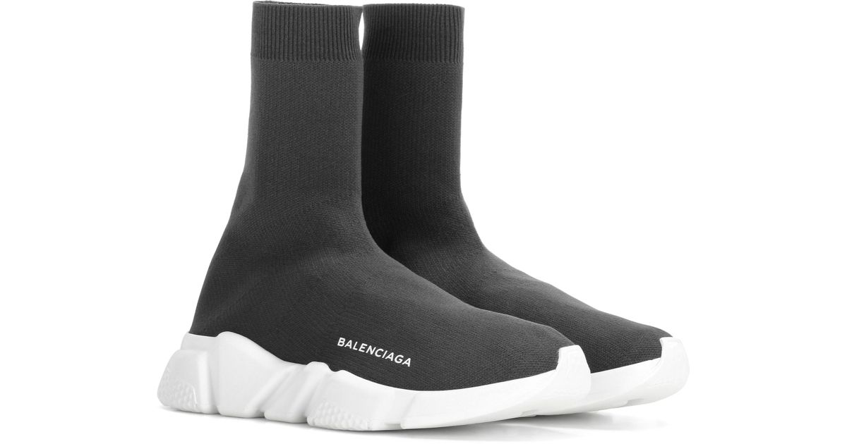 BalenciagaSpeed High-Top Sneakers WV18g0