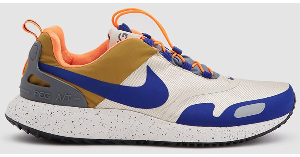 815add1dff634 Lyst - Nike Air Pegasus A t Winter Qs Sneaker In Light Cream c in Blue for  Men