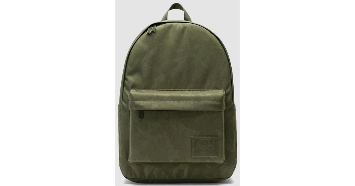 30404c77e18 Lyst - Herschel Supply Co. Delta Classic Xl Backpack in Green for Men -  Save 31%