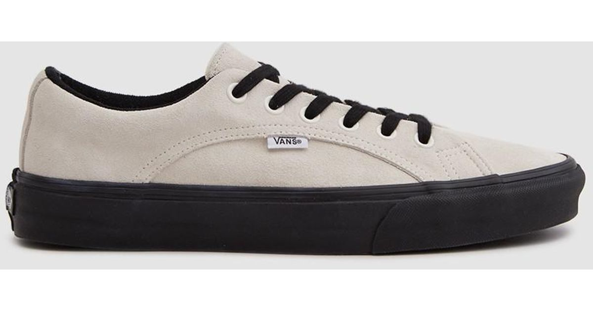 1faa54a5f2a3b0 ... Checkerboard Trainers  sale uk f13bc 08646 Vans Lampin Sneaker In  Marshmallow for Men - Lyst ...