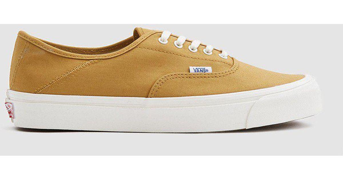 1fbaa38ce313 Lyst - Vans Og Style 43 Lx Canvas Sneaker for Men