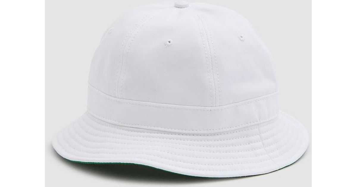 Lyst - Paa Tennis Hat In White kelly Green in White for Men a57878daa9a2