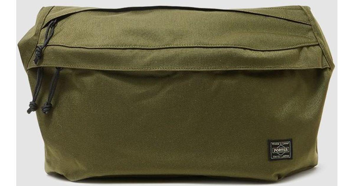 efdb0d4e10 Lyst - Neighborhood Mil-wb Waist Bag In Olive Drab in Green for Men