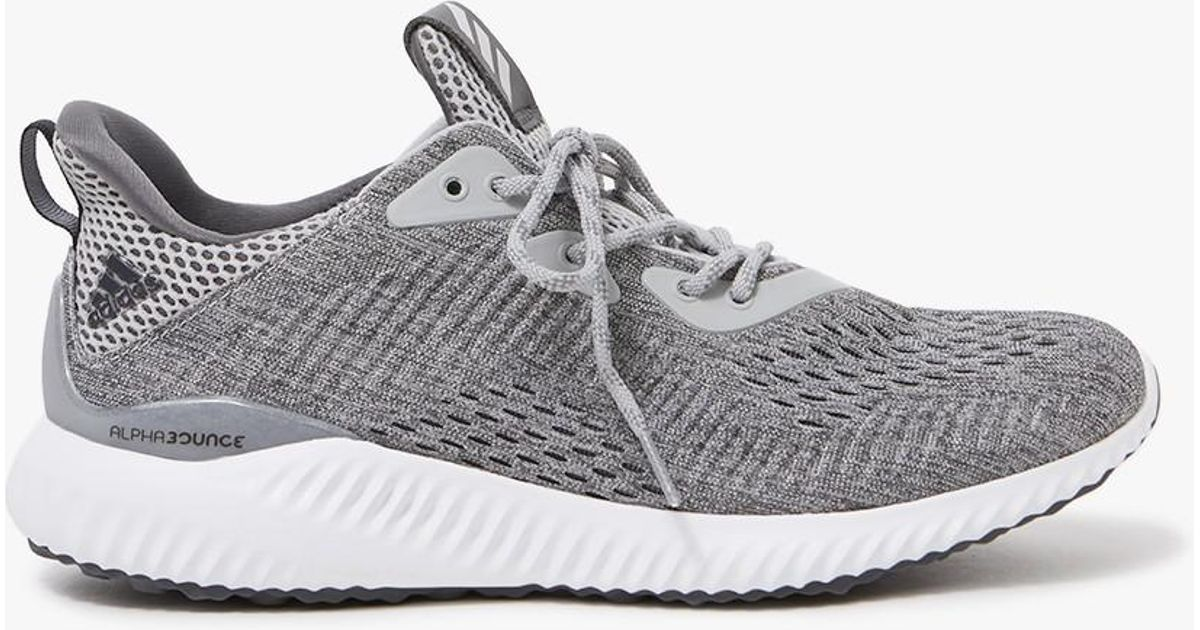 cbfc1b25e Lyst - adidas Alphabounce Em In Grey white in Gray