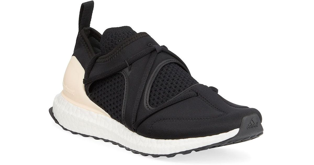 1af43ccee8eef Lyst - adidas By Stella McCartney Ultraboost T Neoprene Caged Sneakers in  Black for Men