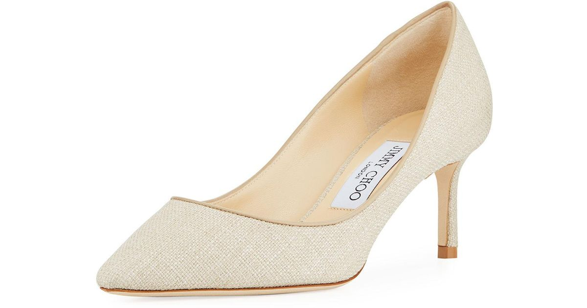 Jimmy choo Canvas Pumps Best Prices Cheap Online Cheap Sale Big Sale Buy Cheap Best Sale NpLhOqk