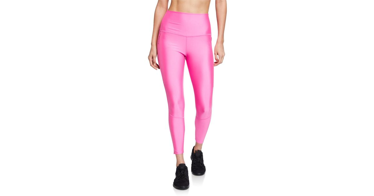 1a0e6f39c2033 Nike Tech Pack 2.0 Neon Stretch Leggings in Pink - Lyst