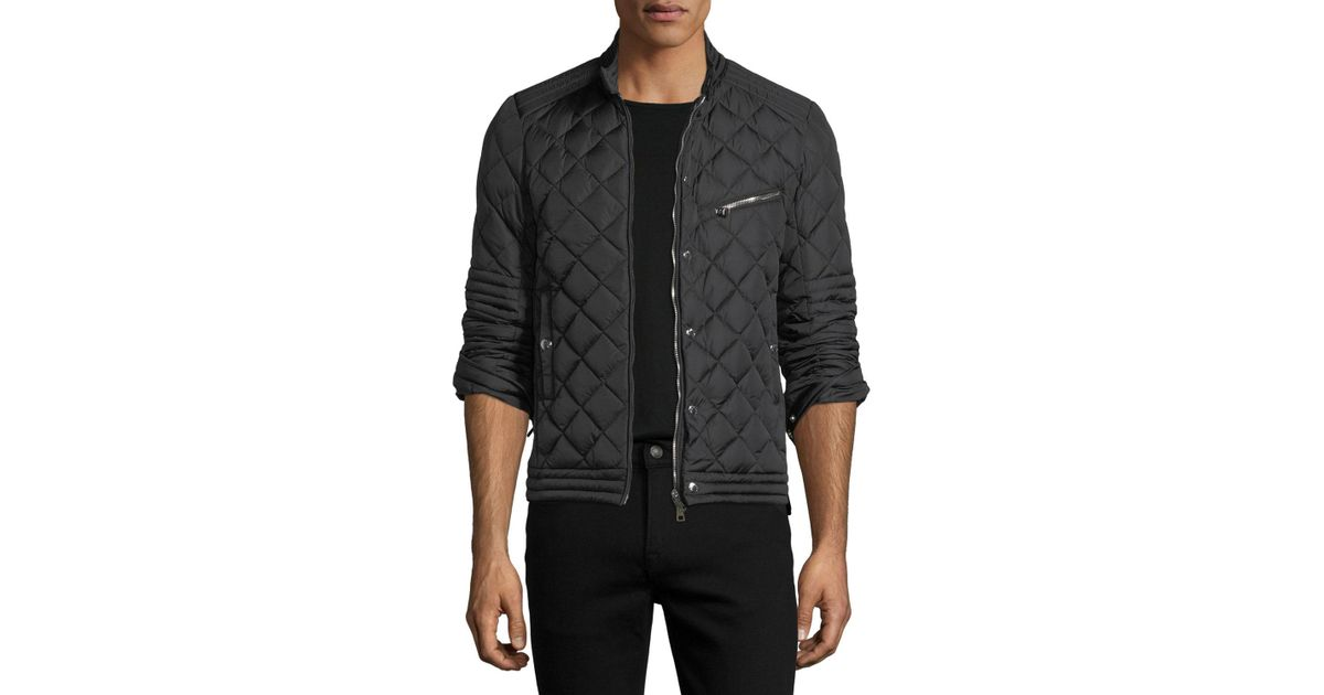 moncler fred quilted jacket