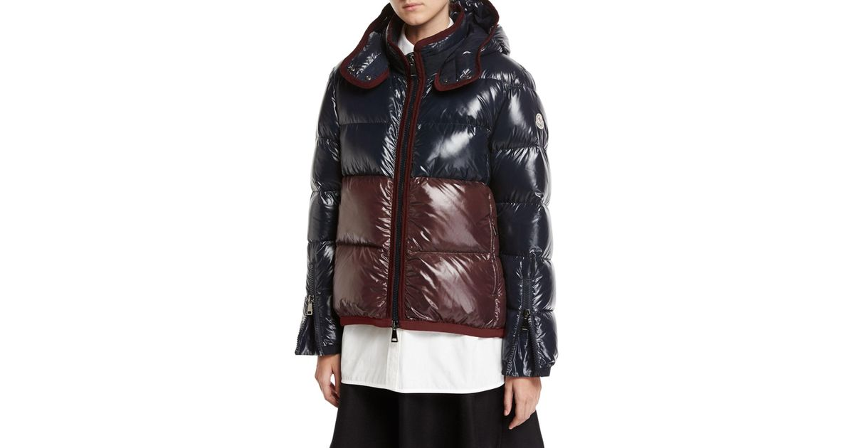 moncler cotinus down coat