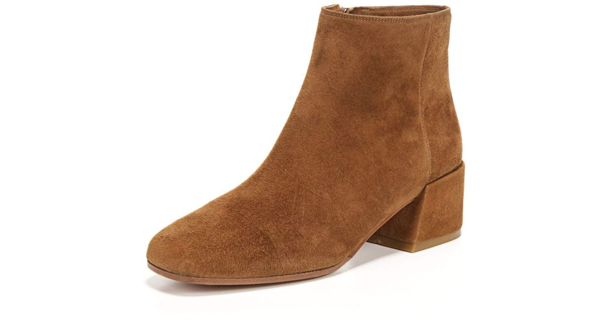 Vince Ostend Suede Ankle Boot 1wffs4t