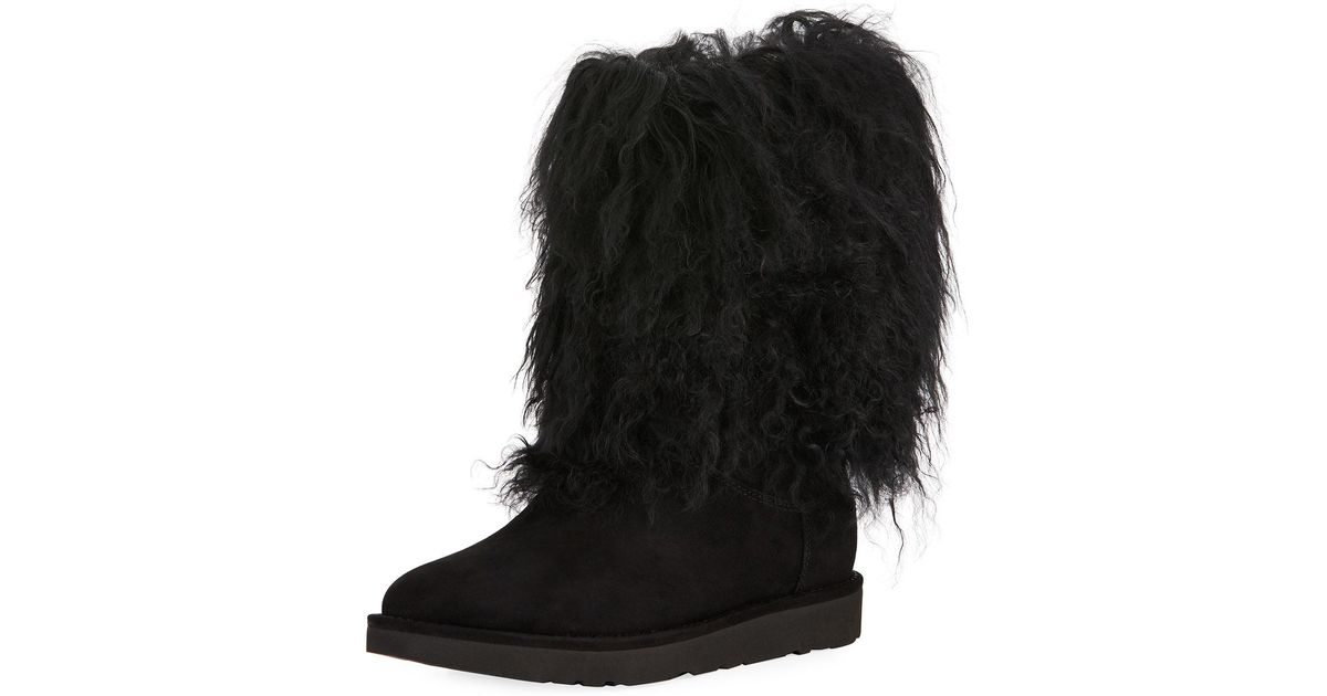 ugg mongolian boots