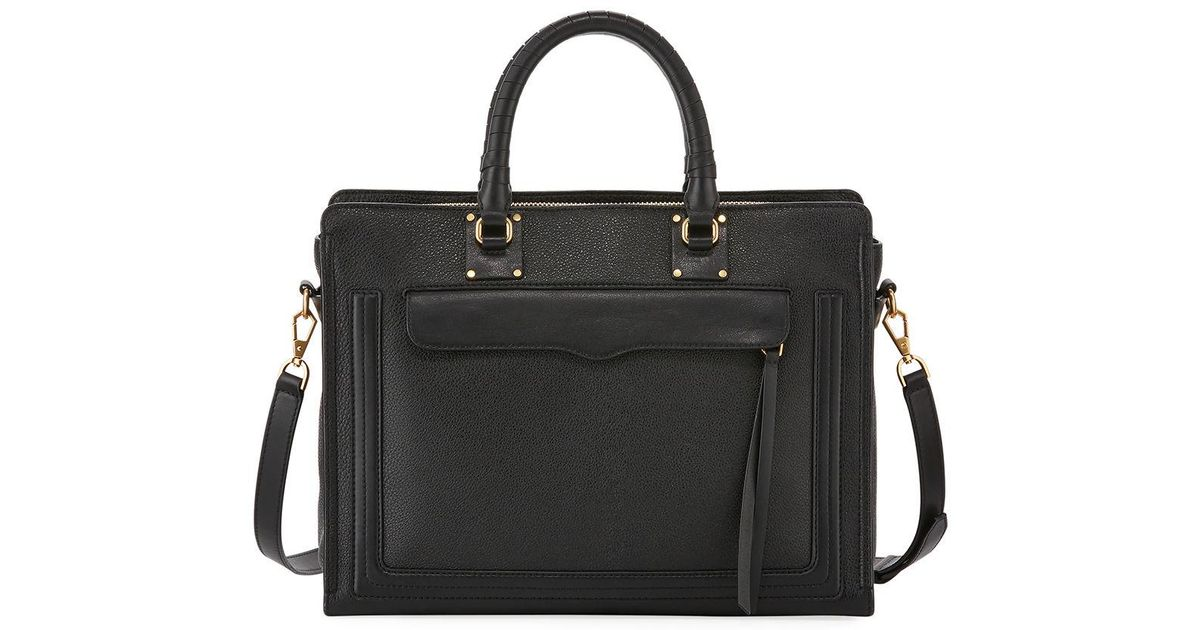 Low Shipping Cheap Price Rebecca Minkoff Bree Large Top Zip Leather Satchel Cheap Sale Pick A Best Cheapest Sale Online From China Low Shipping Fee Shop Cheap Online BNg1Tj