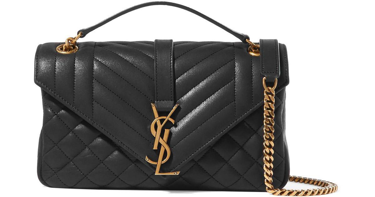 envelope shoulder bag - Black Saint Laurent Best Seller For Sale New Fashion Style Of Get To Buy Cheap Price 2ekGuqiqS