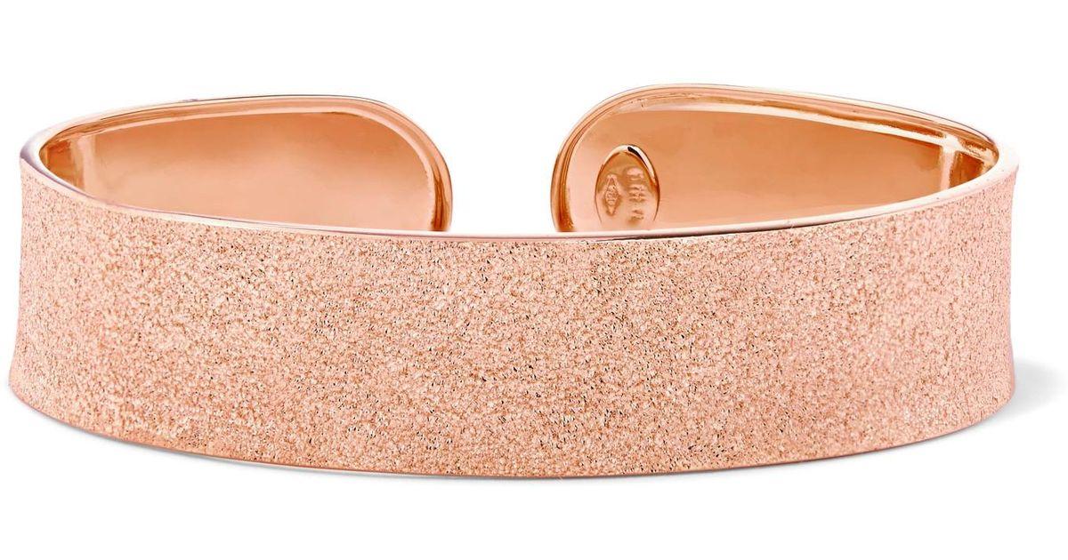 Florentine 18-karat Gold Cuff - one size Carolina Bucci KxxVn