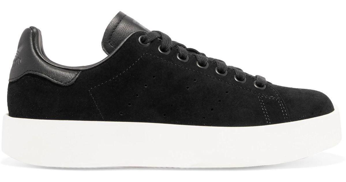 huge selection of 96b72 2dad9 norway adidas originals stan smith black sneakers 83180 d7b79