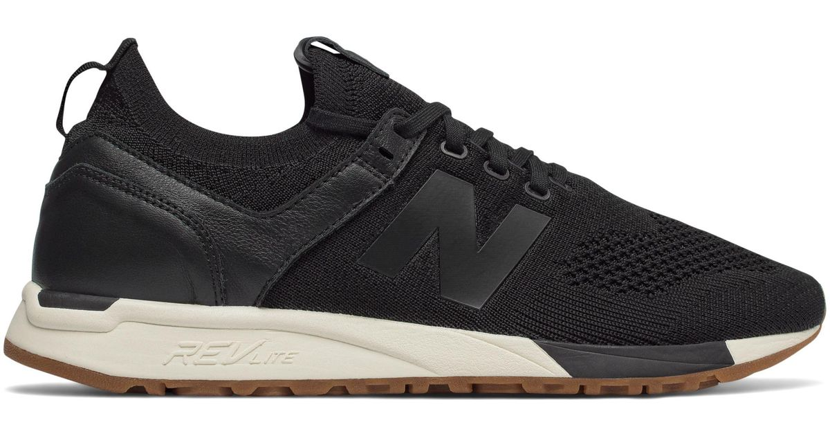 new balance 247 decon black