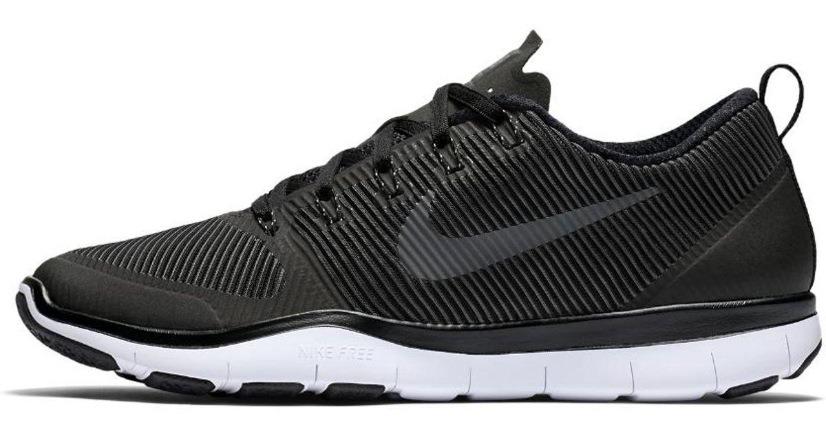 8c3d73ced747 Lyst - Nike Free Train Versatility Men s Training Shoe in Black for Men