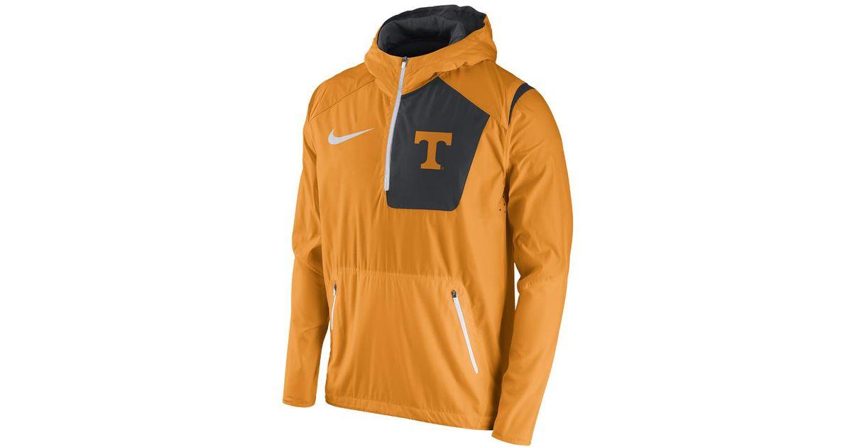bd7e00ccd71 Lyst - Nike College Vapor Fly Rush (tennessee) Men s Football Jacket in  Orange for Men
