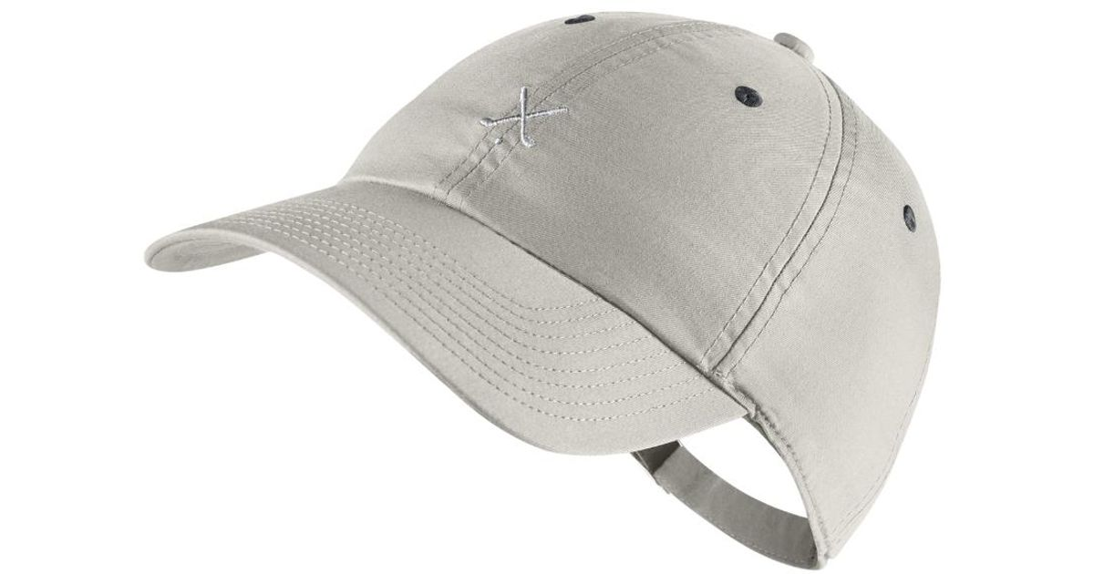 2ce858794389 Lyst - Nike Heritage 86 Adjustable Golf Hat (cream) in Gray for Men