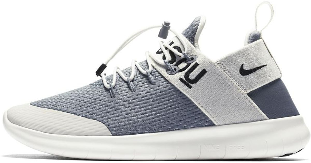 first rate 06f10 be810 Nike Free Rn Commuter 2017 Gyakusou Women s Running Shoe in Gray - Lyst