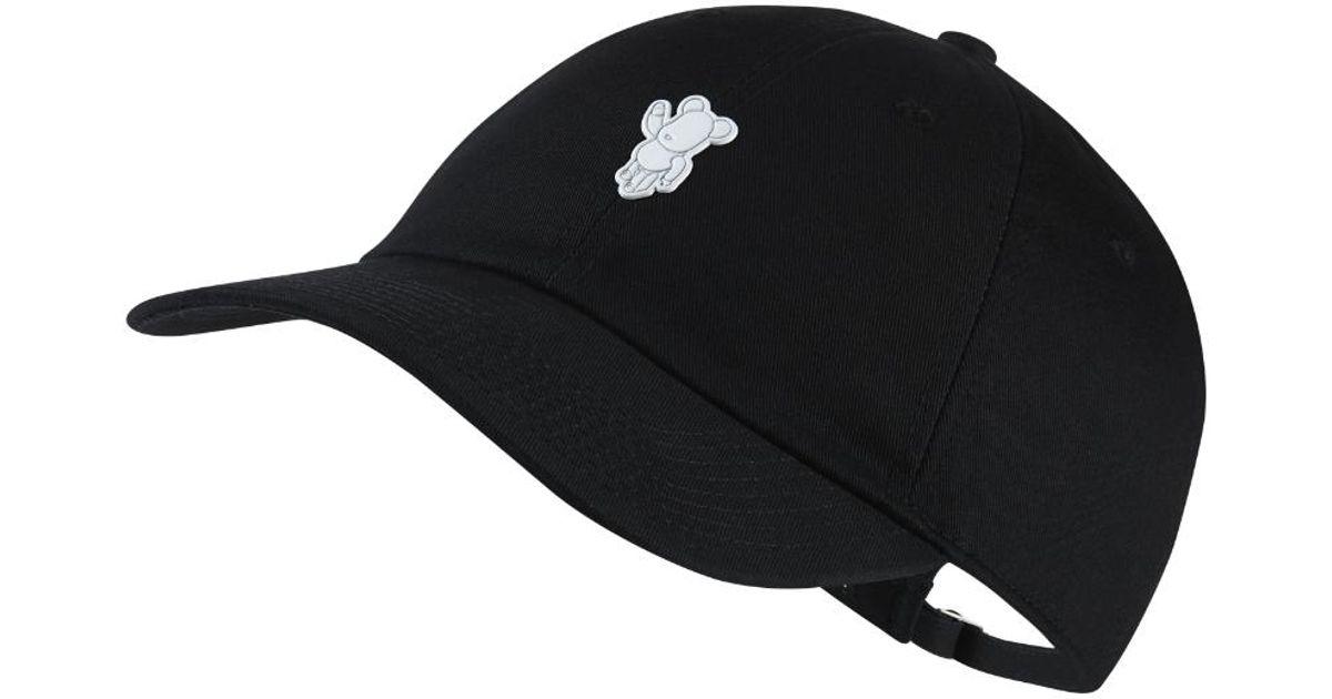 f025ea10a36 Lyst - Nike Sb X Medicom H86 Adjustable Hat (black) in Black for Men