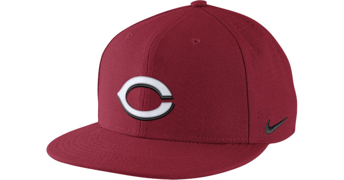 ead6152e9133a Lyst - Nike Dri-fit Vapor 1.4 (mlb Reds) Adjustable Hat (red) in Red for Men