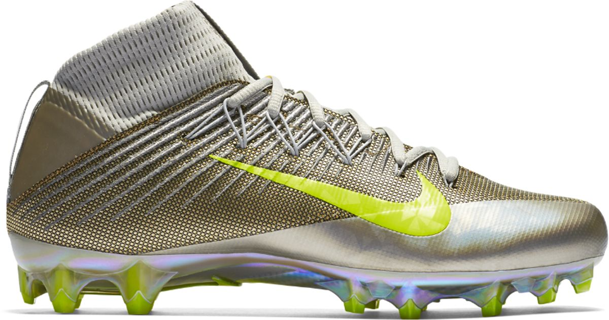 6427d8e7a Nike Vapor Untouchable 2 Men s Football Cleat in Gray for Men - Lyst