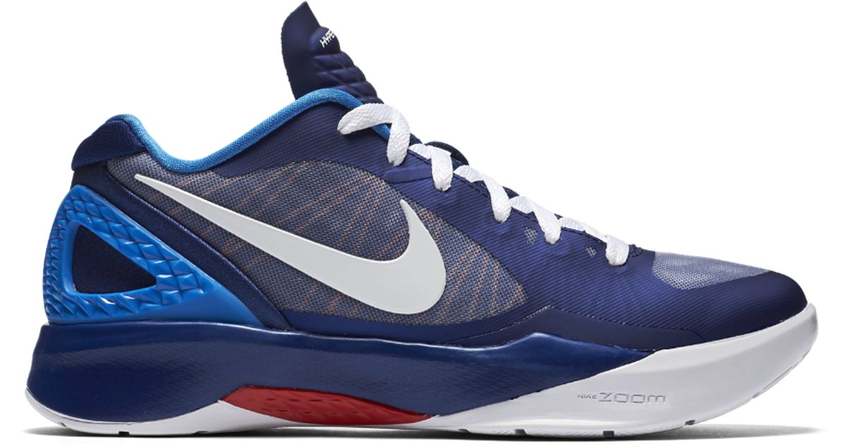 c4065ea66276f Lyst - Nike Zoom Volley Hyperspike Women s Volleyball Shoe in Blue