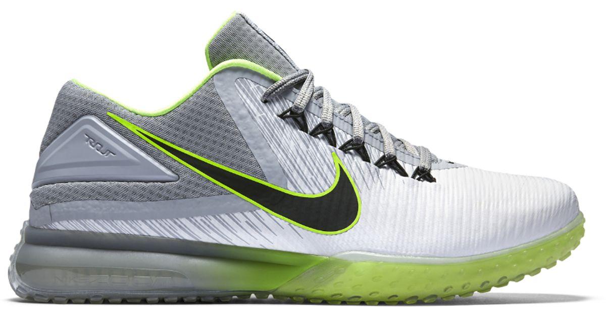49deca9471 Nike Force Zoom Trout 3 Turf Men's Baseball Shoe for Men - Lyst