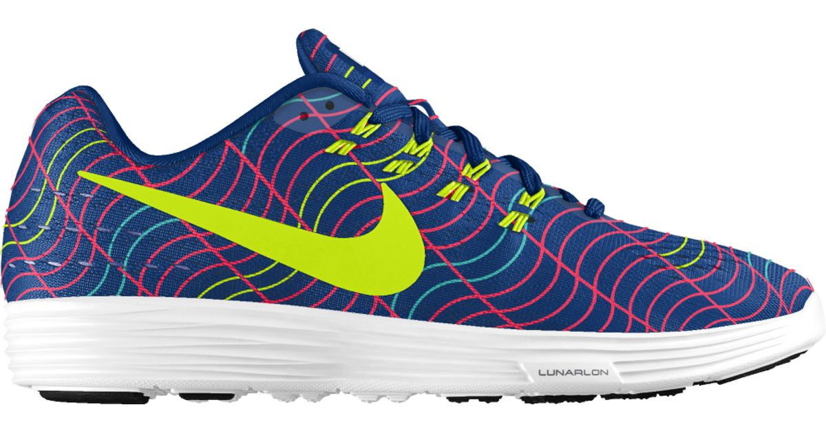 new style 6c7c6 d40f3 ... nike lunartempo 2 youtube nike lunartempo 2 id womens running shoe in  blue lyst ...