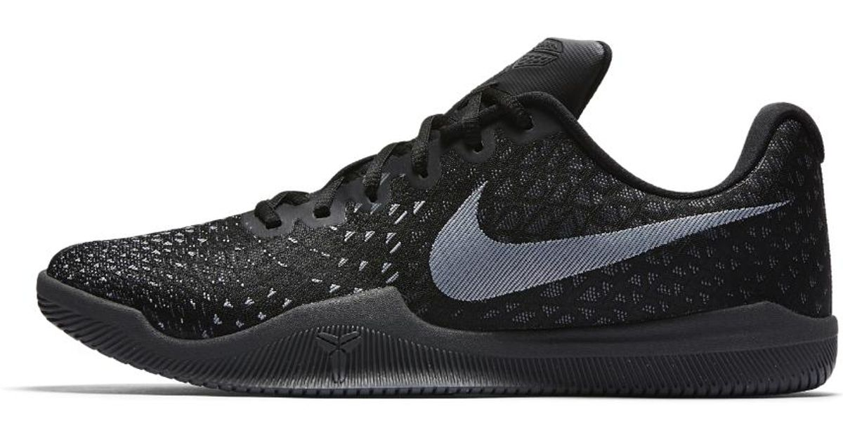 125e3640015 Lyst - Nike Kobe Mamba Instinct Men s Basketball Shoe in Gray for Men