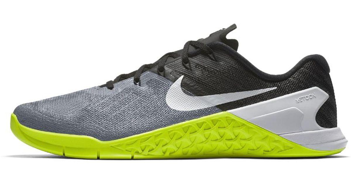 da6cc5950d2 Lyst - Nike Metcon 3 Men s Training Shoe for Men