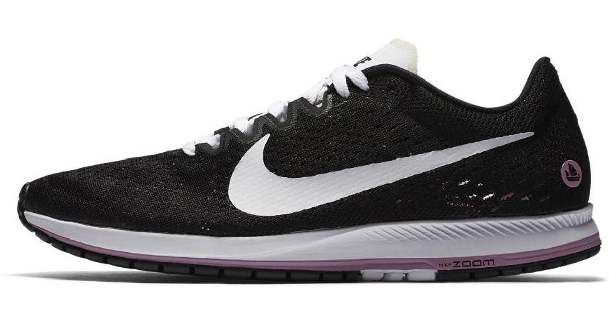 06149a398c92 Lyst - Nike Zoom Streak 6 Hk Racing Shoe in Black for Men