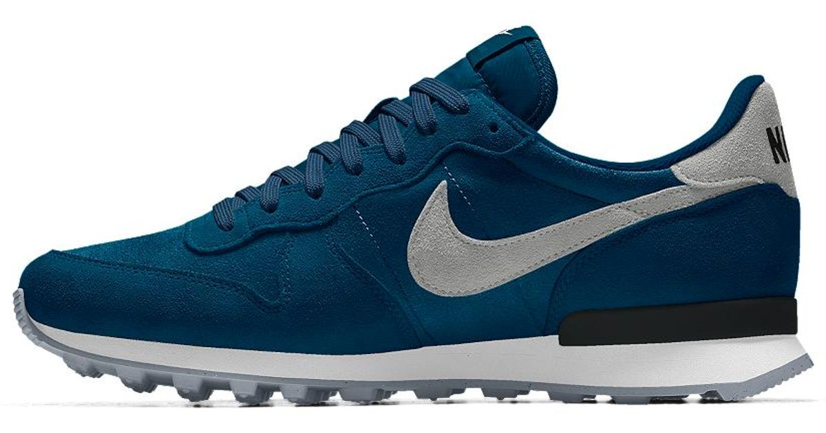 pretty nice 6a9af 71061 Nike Internationalist Id Men s Shoe in Blue for Men - Lyst