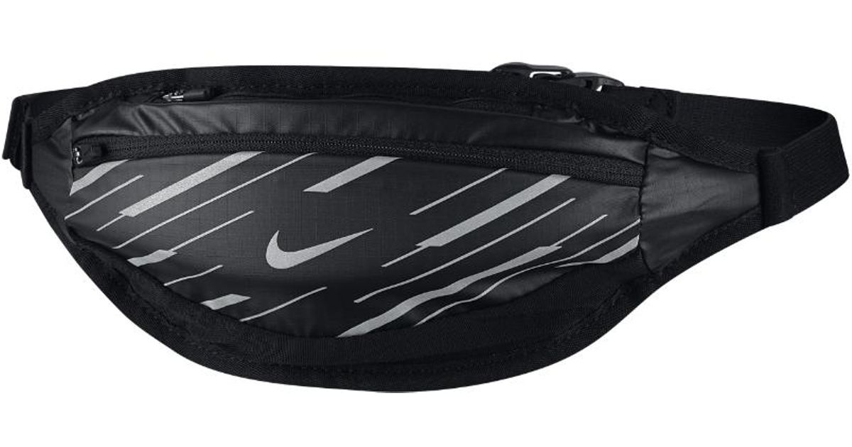 Lyst - Nike Flash Small Capacity Running Waistpack (black) in Black for Men 1c7d1a4d16b94