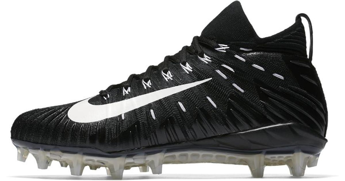 the latest ced7b 21a69 Lyst - Nike Alpha Menace Elite Mens Football Cleat in Black
