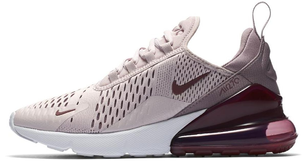 super popular 8586f ec667 Lyst - Nike Air Max 270 Women s Shoe in Pink nike air max 270 women s shoe